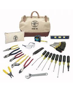 Klein Tools 28-Piece Electrician Tool Set