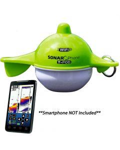 Vexilar SP100 SonarPhone w/Transducer Pod