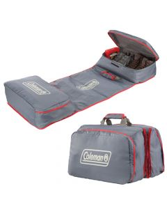 Coleman Carryall Camp Mat - Red/Grey