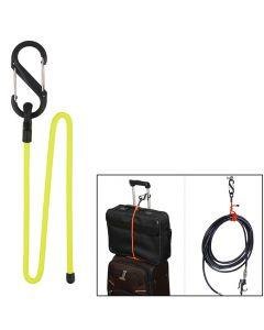 Nite Ize Gear Tie 24 Clippable Twist Tie - Neon Yellow