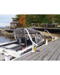 Dock Edge Wake Watchers Mooring System