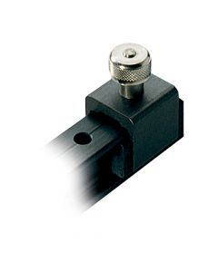 "Ronstan Series 19 I-Beam Car - Adjustable Track Stop - Spring Loaded - 25mm (1"")"
