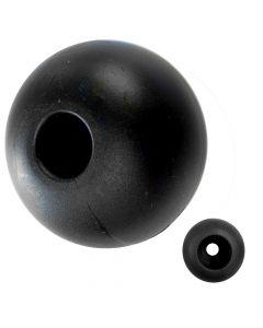 Ronstan Parrel Bead - 25mm(1) OD - Black - (Single)