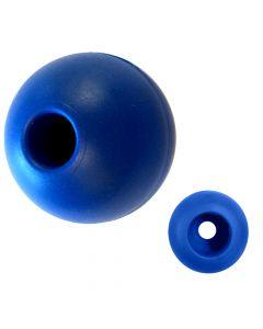 Ronstan Parrel Bead - 20mm(3/4) OD - Blue - (Single)