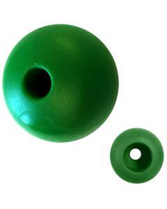 Ronstan Parrel Bead - 20mm(3/4) OD - Green - (Single)