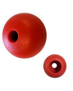 Ronstan Parrel Bead - 20mm(3/4) OD - Red - (Single)