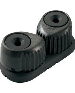 Ronstan C-Cleat Cam Cleat - Medium - Black w/Black Base