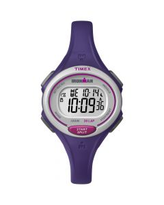 Timex Ironman Essential 30-Lap Watch - Purple