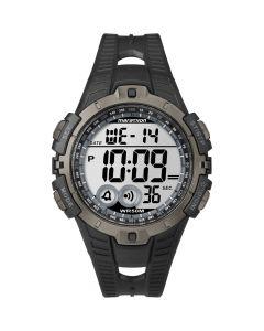 Timex Marathon Digital Full-Size Watch - Black/Gray