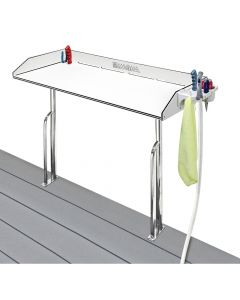 Magma Tournament Series Cleaning Station - Dock Mount - 48