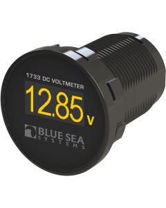 Blue Sea Systems Blue Sea 1733 Mini OLED DC Voltmeter