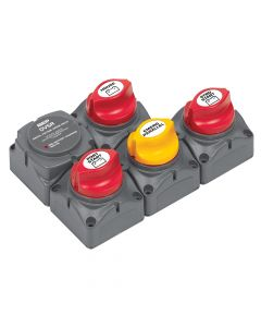 Marineco BEP Battery Distribution Cluster f/Twin Inboard Engines w/Three Battery Banks