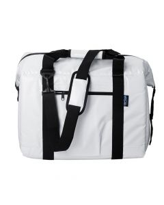 NorChill BoatBag 24 Can Marine Cooler Bag - White Tarpaulin