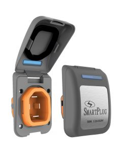 SmartPlug 50 Amp Non Metallic Gray