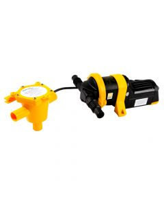 Whale Water Systems Whale Grey IC Waste Pump 24V