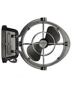 Caframo Sirocco II 3-Speed 7 Gimbal Fan - Black - 12-24V