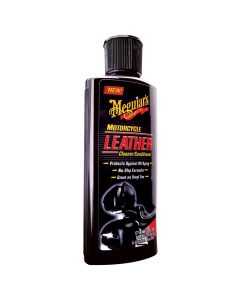 Meguiar's Motorcycle Vinyl & Leather Cleaner & Conditioner