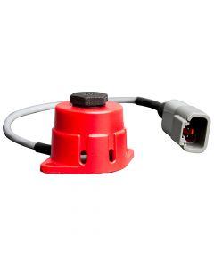 Fireboy Xintex Propane & Gasoline Sensor - Red Plastic Housing