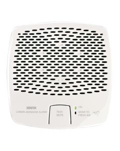 Xintex Carbon Monoxide Alarm - Battery Operated w/Interconnect - White