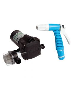Other Whale Self Priming Saltwater Washdown Kit w/Universal Pressure Pump - 12V