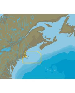 C-Map NT+ NA-C331 Portsmouth to Block Island - C-Card Format