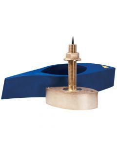 Navico XSONIC B275LH-W Bronze TH Transducer - 9 Pin