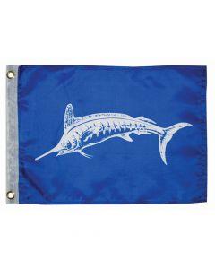 Taylor Made 12 x 18 White Marlin Flag