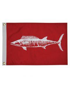 Taylor Made 12 x 18 Wahoo Flag