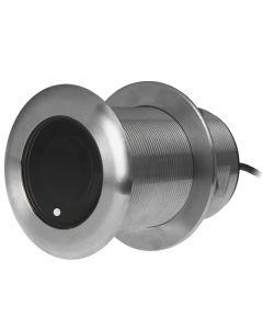 Navico XSONIC SS75M Stainless Steel Thru-Hull Medium CHIRP Transducer - 12° Element - 9-Pin