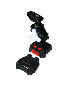 ScanStrut ROKK Mini Kit f/Dragonfly 4/5/7 Pro w/Raymarine Dragonfly 4/5 Plate, Adjustable Arm & Screw Down Surface Base