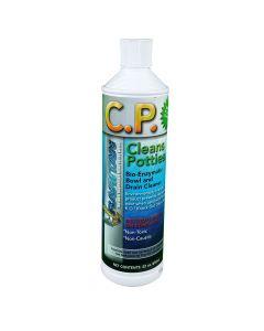Raritan C.P. Cleans Potties Bio-Enzymatic Bowl Cleaner - 22oz Bottle