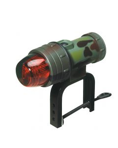 "Innovative Lighting Portable LED Navigation Bow Light w/Universal ""C"" Clamp - Camouflage"