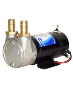 Jabsco Sliding Vane Self-Priming Diesel Transfer Pump - 9 GPM & 12V