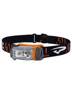 Princeton Tec Axis LED HeadLamp - Orange/Grey