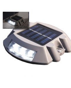 Dock Edge Solar Dock Light