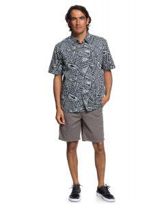 Quiksilver Waterman Ma Tama Short Sleeve Shirt