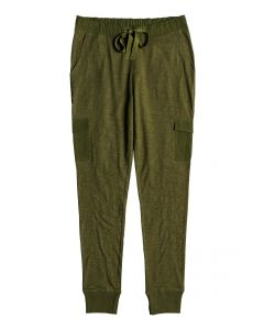Roxy Women's Beautiful Rhyme Jogger Pants Burnt Olive