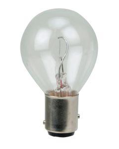 Perko 24V / 25W Double Contact Bayonet Indexing Base Bulb