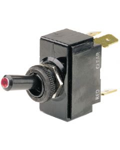 Illuminated Tip Toggle Switch (Cole Hersee)