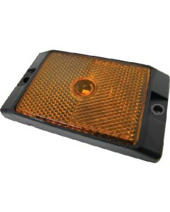 LED Clearance/Side Marker Light With Reflex - Anderson Marine