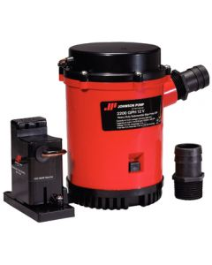 Heavy Duty Ultima Combo Automatic Pump With Float Switch (Johnson Pump)