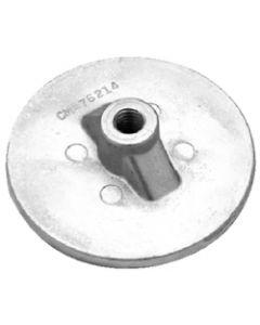 Anti-Ventilation Plate Anode for Mercruiser Bravo III, 76214