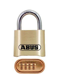 Nautilus® Maximum Security Combination Padlock (Abus Lock)