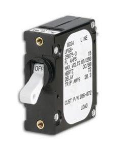 Paneltronics Single Pole Circuit Breakers