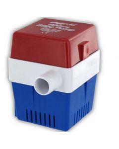 Rule Manual Bilge Pumps Square 800, 1000 GPH 12v