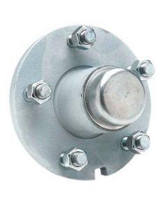Galvanized Cast Wheel Hub - Seachoice