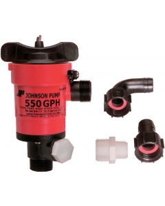 JOHNSON PUMP TWIN PORT AERATOR PUMPS