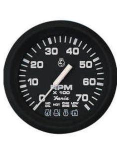 Euro Black Series (Faria Instruments) - Tachometer