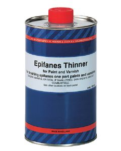 Marine Paint Thinner & Solvents | iBoats