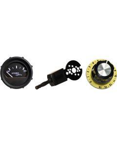Detwiler Jack Plate Control Kits